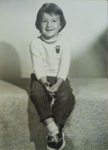 Me at 3 in 1960