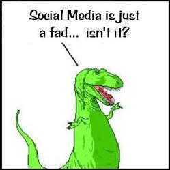 Traditional Marketing Dinosaur