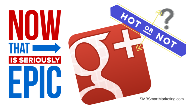 Google Plus Hot or Not