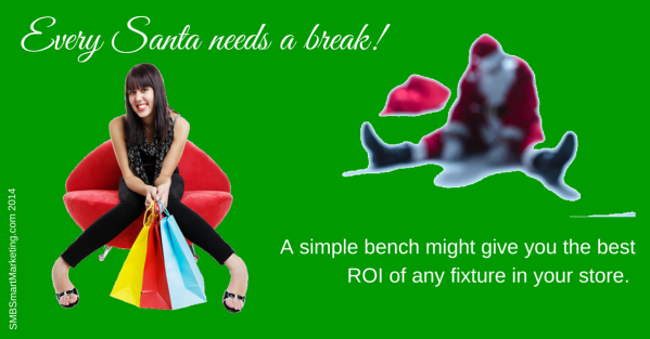 Every Santa Needs a Break!